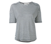 Gestreiftes 'Valley' T-Shirt