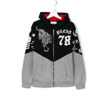 Blackjack zip hoodie