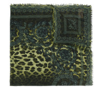 Wild Baroque print scarf