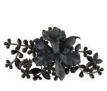 Brosche mit Blütenmuster