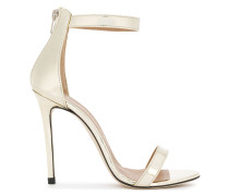 ankle strap stiletto sandals