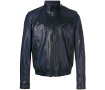 classic moto leather jacket