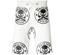 Shorts mit grafischem Print - men - Baumwolle
