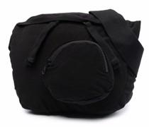pouch-pocket messenger bag