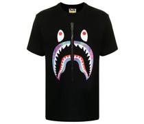 A BATHING APE® T-Shirt mit Hai-Print