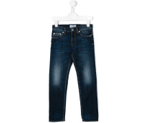 - Jeans mit geradem Schnitt - kids