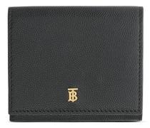 Portemonnaie mit Monogramm-Streifen