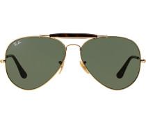 aviator sunglasses - men - Metall (andere) -