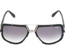 'Vintage 656' Sonnenbrille - men - Acetat