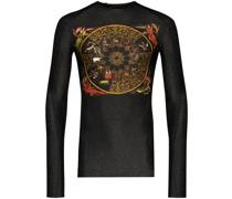 'Luna' T-Shirt mit Print