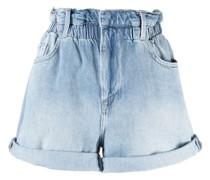 Ausgestellte Jeans-Shorts