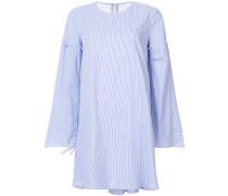Gestreiftes Kleid - women - Baumwolle - 6