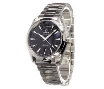 'Aqua Terra' analog watch