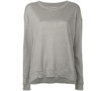 - Langarmshirt mit rundem Ausschnitt - women