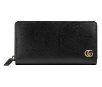 'GG Marmont' Portemonnaie mit Reißverschluss