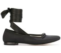 'Anna' Sneakers mit SatinKnöchelriemen