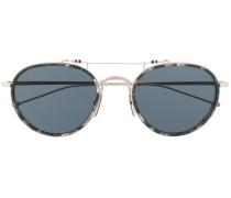 Runde 'Pantos' Sonnenbrille