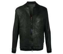 Schmale Jacke mit Reißverschluss