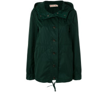 fitted lightweight jacket