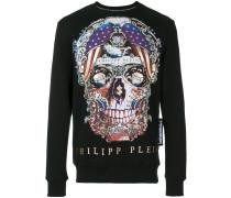 Pusher skull pullover