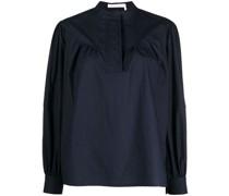 Geraffte Bluse