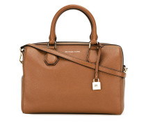 - Klassische Handtasche - women - Leder
