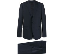 single-breasted two-piece suit