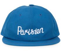 """Baseballkappe mit """"Parisien""""-Schriftzug"""