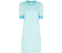 Kleid mit GG Supreme Print