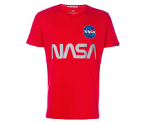 "T-Shirt mit ""Nasa""-Print"