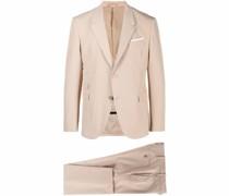 Einreihiger Cropped-Anzug