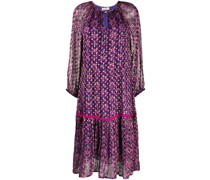 'Stine' Kleid mit Print