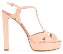 Hill platform sandals