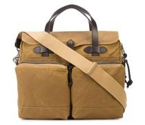 24 hour tin cloth briefcase