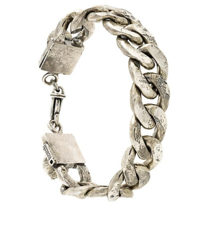 Geflochteness Sterlingsilber-Armband