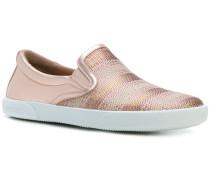 Gemusterte SlipOnSneakers