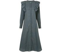 'Signal' Kleid mit Rüschen