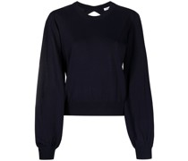 P.A.R.O.S.H. Pullover mit rundem Pullover