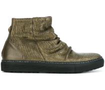 'Brody' Sneakers mit Metallic-Effekt