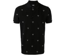 - Verziertes Poloshirt - men - Baumwolle - 44