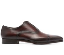 Oxford-Schuhe im Used-Look