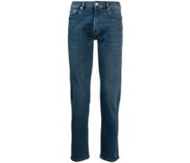 Klassische Slim-Fit-Jeans