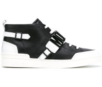 High-Top-Sneakers mit Schnalle - men