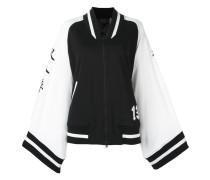 Fenty x Rihanna kimono tricot track jacket