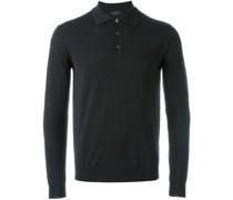 Pullover mit klassischem Kragen