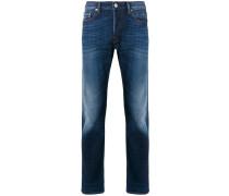 Gerade Jeans - men - Baumwolle/Elastan - 31