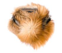 Schal mit Fuchspelz