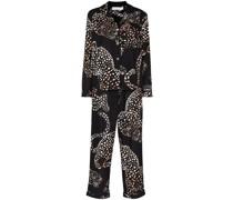 Pyjama mit Print