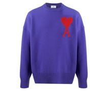 ' de Cœur' Oversized-Pullover