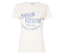 "T-Shirt mit ""Palais Royal""-Print"